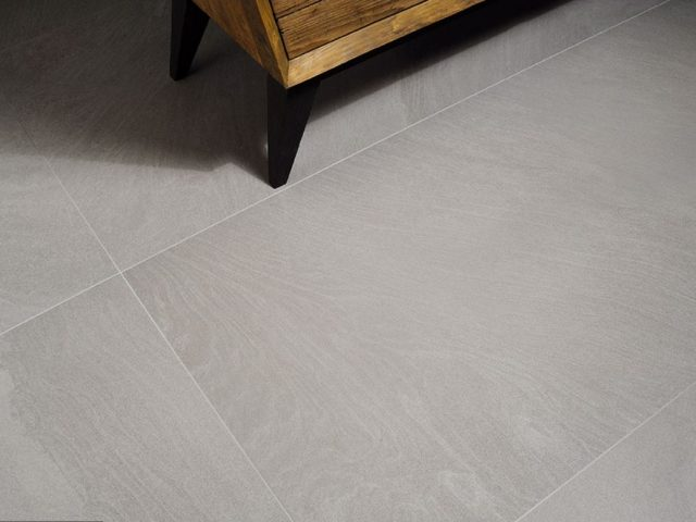 Brave Porcelain Floor Tile Installation