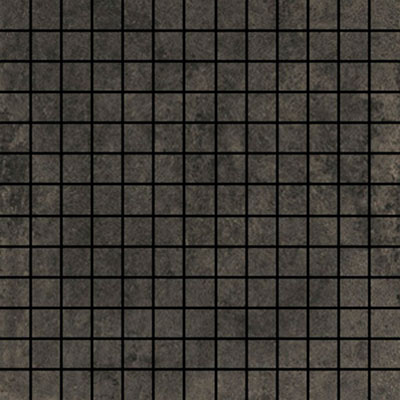 Ithaca Brown Small 1x1 Mosaic Tile