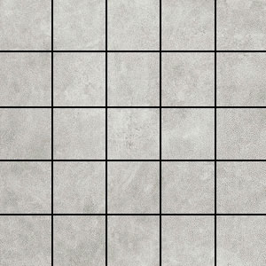 Ithaca Ivory Medium 2x2 Mosaic Tile