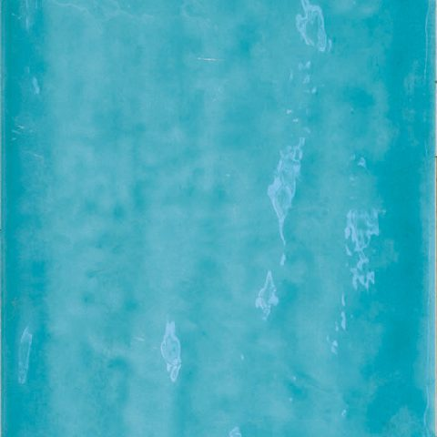 Lively Light Blue Bohemian-Style Wall Tile