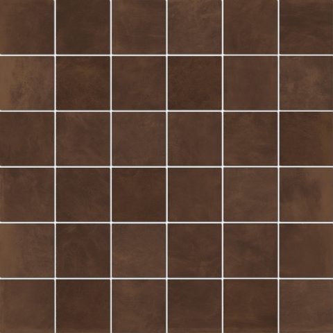 Locale Brown 2x2 Mosaic 12x12