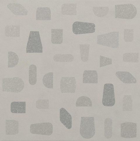 Pieces Light Taupe Form Decor 24x24