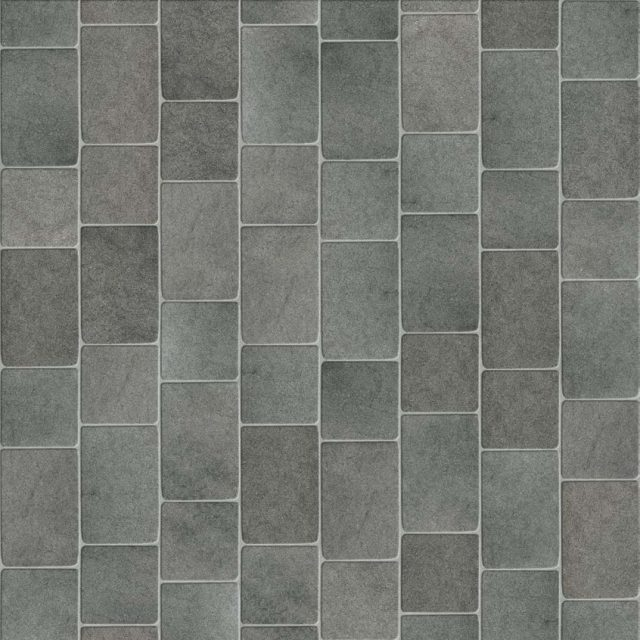 Airtech New York Light Grey Stone Look Porcelain Paver