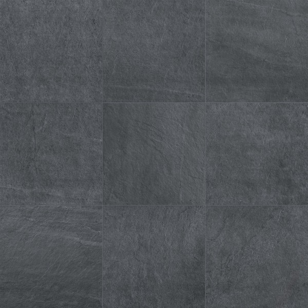 Message Slate Porcelain Paver Dark Grey