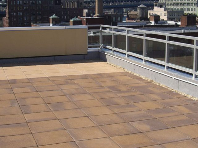 Rooftop Pavers 01
