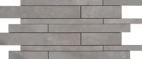 Business Slate Linear Mosaic Tile