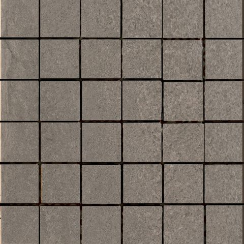 Casting 2x2 Mosaic Brown