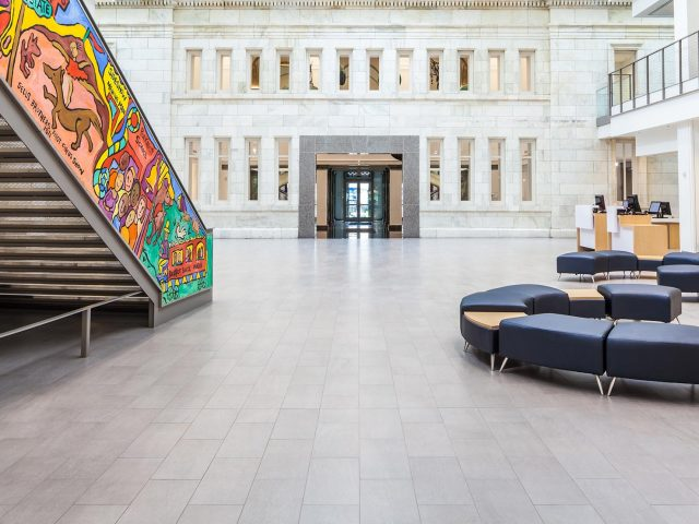 Columbus, Ohio Metropolitan Library | Main Lobby