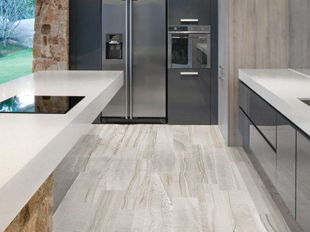 Formation Porcelain Tile Collection with Mist Tiles