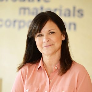 Michele Kellish, Executive Vice President of Creative Materials