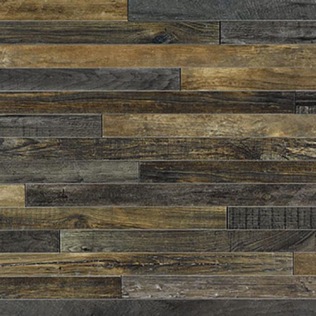 Brown Salvagewood Porcelain Tiles