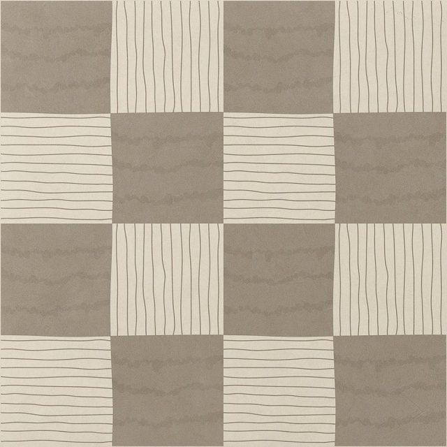 Tangle Dama Warm Patterned Porcelain Tile