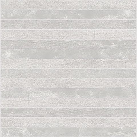 Blocks Decor Strip White