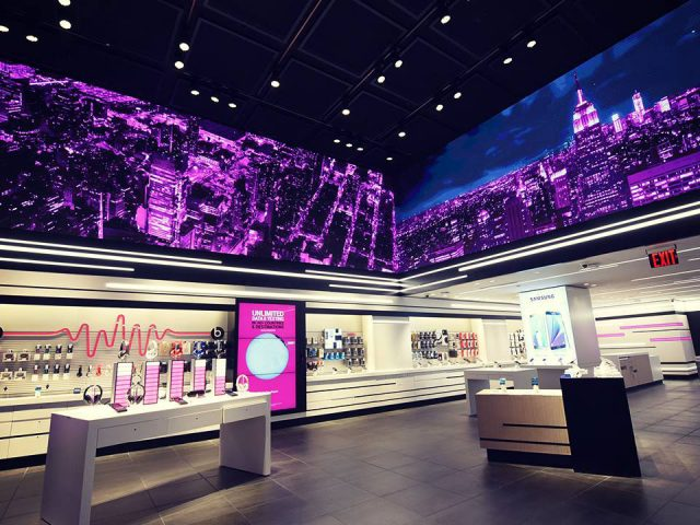 T-Mobile Times Square