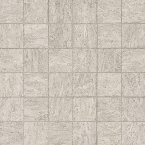 Plywood 2x2 Mosaic Grey